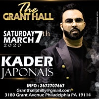 Kader Japonais in Philly
