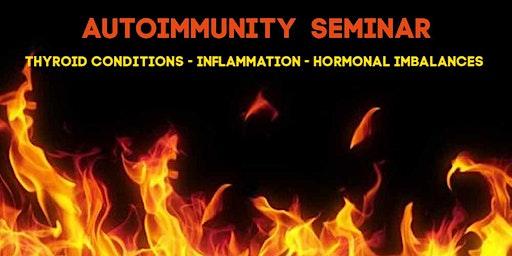 Autoimmune Conditions: When The Body Attacks Itself