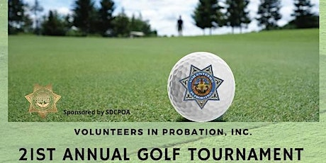 21st  Annual Volunteers In Probation, Inc. Golf Tournament tickets