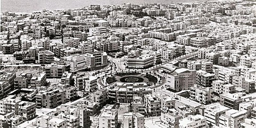 Modernism in 1930's Tel Aviv – with Michael Hauptman