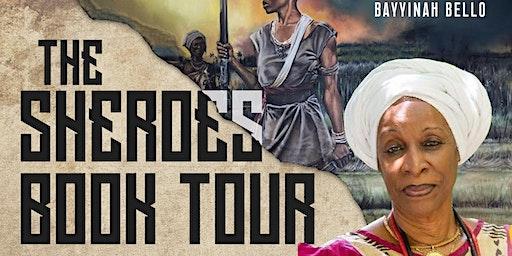 The SHEROES Book Tour w/ Bayyinah Bello - Orlando