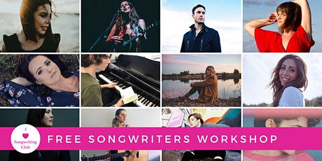 Free Songwriters Workshop - Melbourne March 2020  tickets