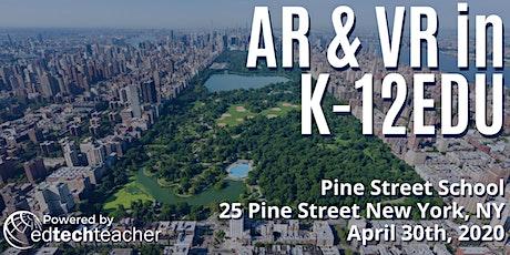 AR/VR (New York, NY) - April 30, 2020 tickets