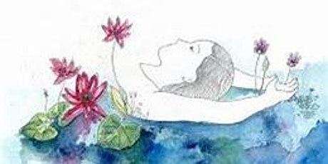 Stillness  from within. Yoga Nidra+watercolours... Sunshine Coast tickets