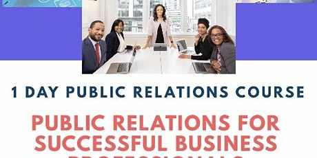 Public Relations for Successful Business Professionals tickets