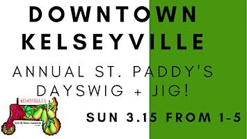 Kelseyville St. Paddy's Day Swig & Jig