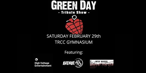 Green Day Tribute Show
