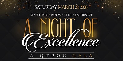 A Night of Excellence: A QTPOC Gala