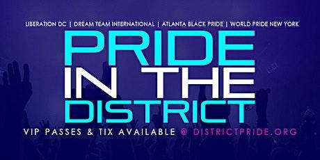 DISTRICT PRIDE 2020 • MEMORIAL WEEKEND • DC BLACK PRIDE | TEXT DC TO 64600 tickets