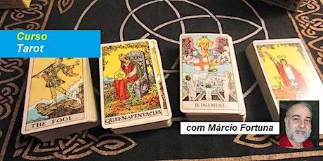 Curso de Tarot – Márcio Fortuna ingressos