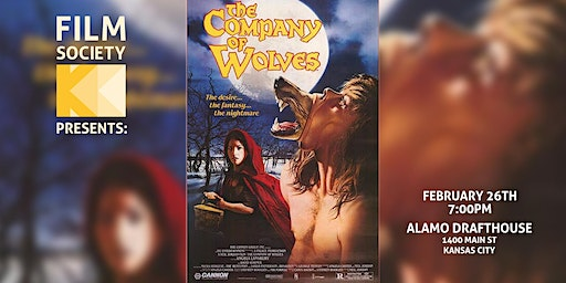 Film Club - THE COMPANY OF WOLVES - Feb 26 - 7PM