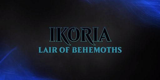 Ikoria: Lair of Behemoths Prerelease - Holland