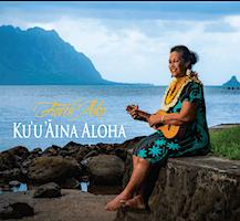 "LIVE AT THE CUE, presenting FAITH AKO'S CD DEBUT RELEASE ""KU'U 'AINA ALOHA"""