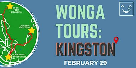 WongaTours: Kingston tickets