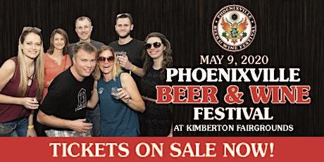 Phoenixville Beer & Wine Festival 2020 tickets