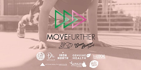 MoveCamp Experiences - free spin or movement session at Iron North tickets