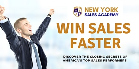 Win Sales Faster - Singapore Masterclass tickets