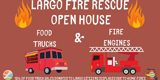 Largo Fire Rescue Open House