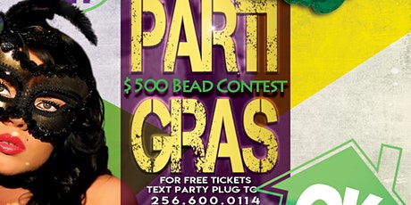 Partí Gras (Play House Friday's) tickets