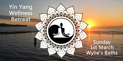 YinYang Wellness Retreat March 2020 -  yoga & meditation by the ocean