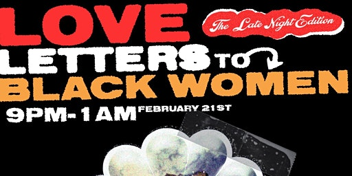Love  Letters to Black Women