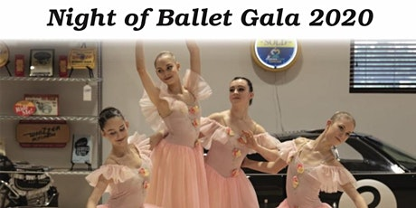 The Night of Ballet tickets