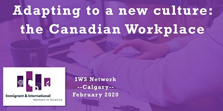 Adapting to a new culture:  the Canadian Workplace - Calgary tickets