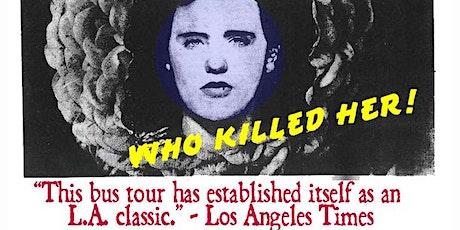 Esotouric's The Real Black Dahlia true crime tour tickets