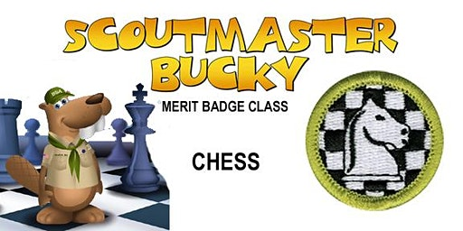 Chess Merit Badge - 2020-03-28 - Saturday AM - Scouts BSA