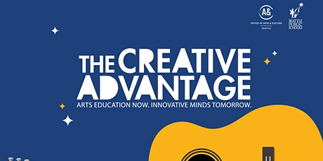 The Creative Advantage Roster Application Info Session tickets