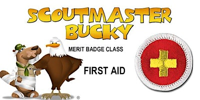 First Aid Merit Badge - 2020-03-28 - Saturday AM - Scouts BSA