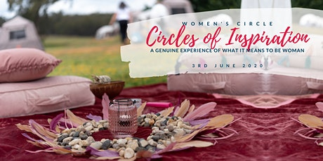 Women's Circle - Circles of Inspiration/ June tickets