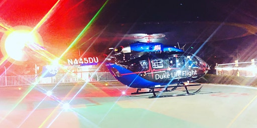 Duke Life Flight EMS Night Out #8