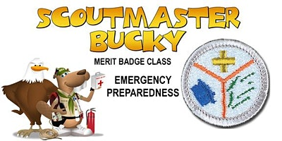 Emergency Preparedness Merit Badge - 2020-03-28 - Saturday PM - Scouts BSA