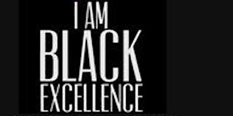 BLACK EXCELLENCE POP UP SHOP tickets