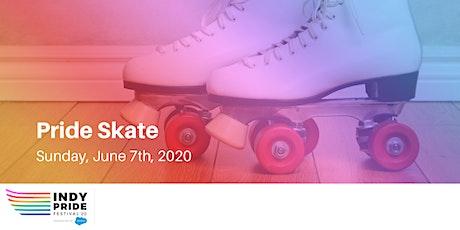 Indy Pride's Pride Skate tickets