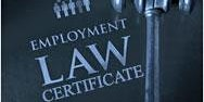 Employment Laws Certificate for HR Professionals,Managers and Supervisors