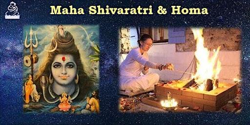Maha Shivaratri  & Homa