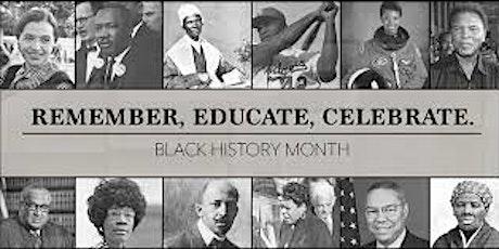 Black History Celebration tickets