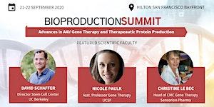 Bioproduction Summit 2020, Advances in AAV &...