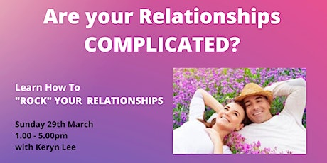 Rock Your Relationships tickets