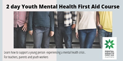Youth Mental Health First Aid Melbourne