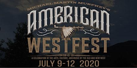 Michael Martin Murphey's American WestFest tickets