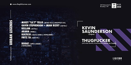ThePhilCorner Presents: Urban Legends with Kevin Saunderson and Thugfucker tickets