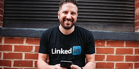 LinkedIn Lead Generation - Sales Masterclass tickets