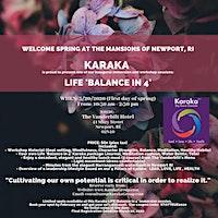 Karaka - LIFE 'Balance In 4'