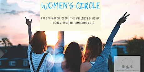 Free Women's Circle - empowering women tickets