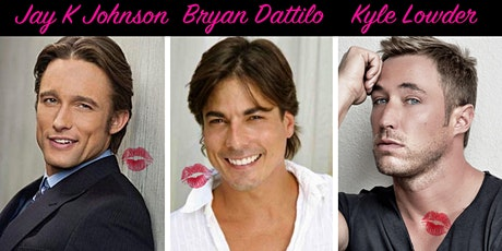DAYS OF OUR LIVES FAN EVENT IN MONTREAL WITH JAY KENNETH JOHNSON * BRYAN DATTILO* KYLE LOWDER tickets