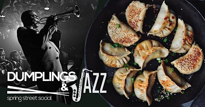 Dumplings and Jazz - Bondi image