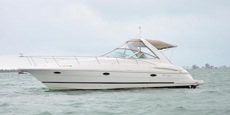 MIAMI YACHT CHARTERS #yachtsmiamibeach tickets